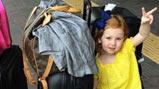 2岁小女孩奢华生活惊人