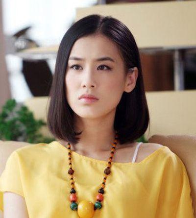 尚雯婕陈数郑罗茜时尚都市剧现代装短发大比2015最新款女星烫发图片
