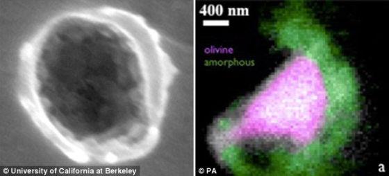 科学家首次捕获系外尘埃:有助了解星系演化