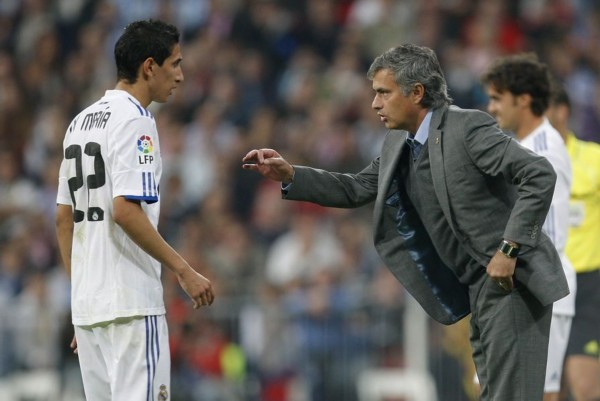 阿根廷名宿:迪马利亚强于梅西 皇马签J罗卖球衣