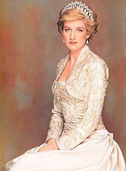 戴安娜格蕾丝凯特 全球王室十大美女