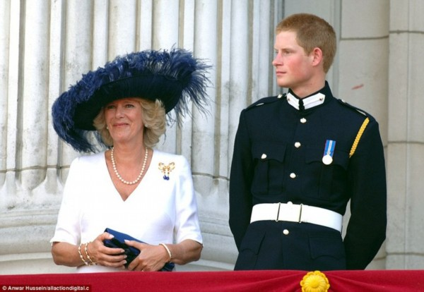 (涂恬)   1997年,哈里王子的母亲戴安娜王妃遭遇车祸不幸去世.图