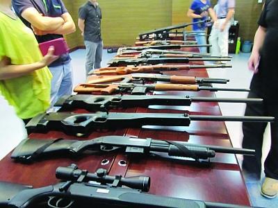 打鸟气枪牵出黑枪大案 200多涉案人员遍布20多省市