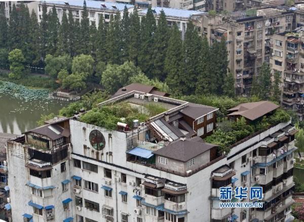 楼顶天台排水设计