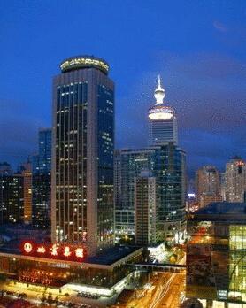 深圳国贸大厦一个历史性地标:曾经的全国第一高楼【组图】