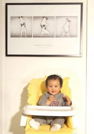 《玩具2》萌娃童年照片萌晕爸爸grace粉嘟嘟网友房间的娃娃图片