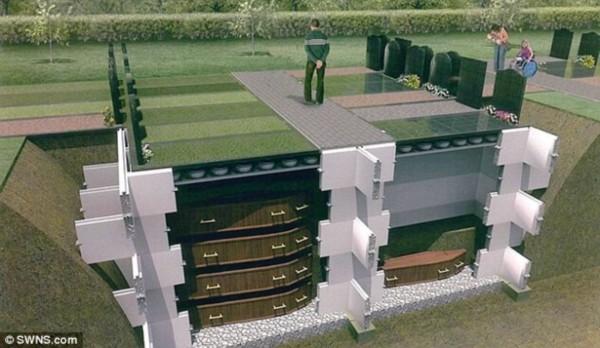 村民用轿车当棺材下葬 邻居称他生前喜欢车所以立了遗嘱