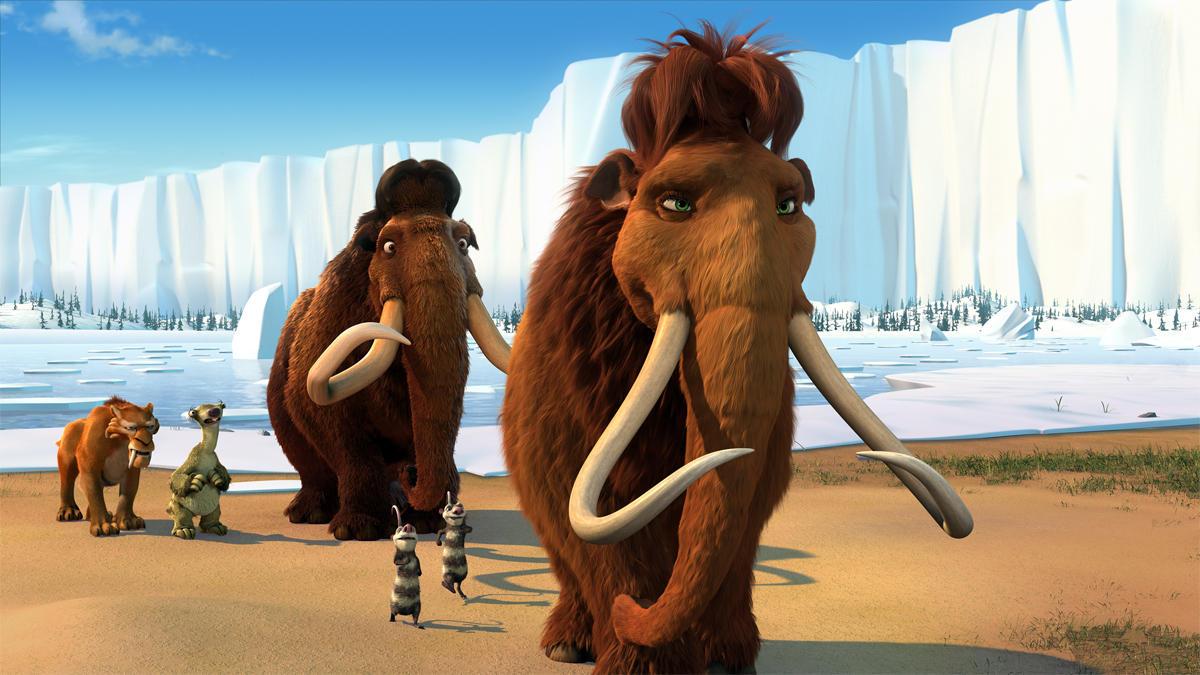 《冰川时代2》提前观影