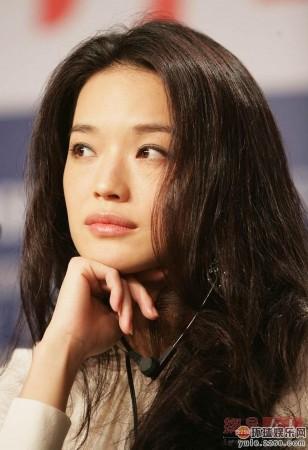 小眼睛的中国美女