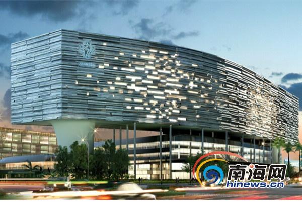 海南省肿瘤医院将于2019年交付使用设病床1200张