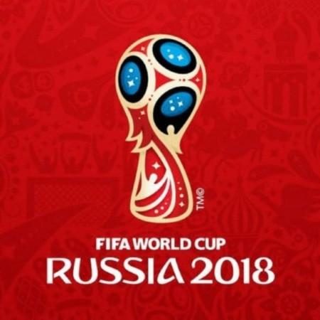"""2018世界杯logo遭恶搞 网友戏称""""剃须刀""""(图)"""