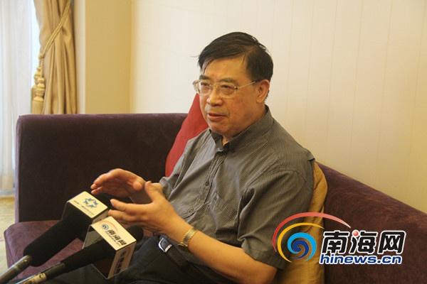 <b>刘人怀:文昌航天城将让海南世界知名</b>