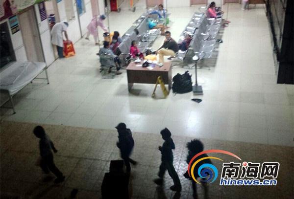 海南澄迈土腰小学70多名学生同患流感已排除登革热