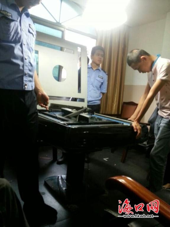 海口:女子打麻将疑遭作弊输20万元拒绝调查涉案人被放
