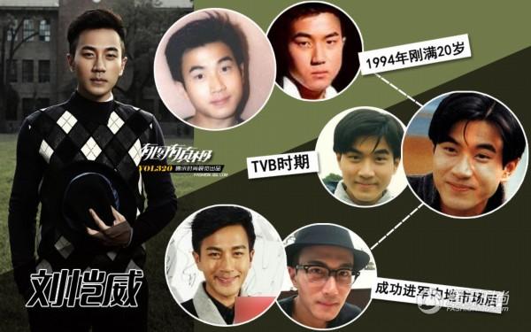 鹿晗黄晓明陈伟霆看男星是真美男全是刀办法有什么美男迅速瘦身图片