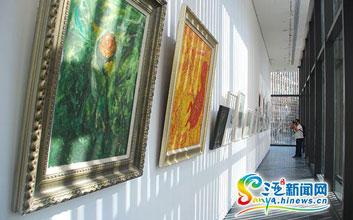 中国新当代艺术展三亚开展 36位艺术家作品亮相