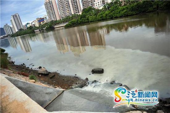 三亚污水排海治理基本完成正大力整治污水排河