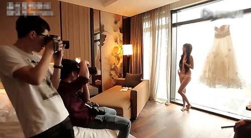 色淫视频网_温州大尺度婚礼视频在线播放 被疑色情(图)