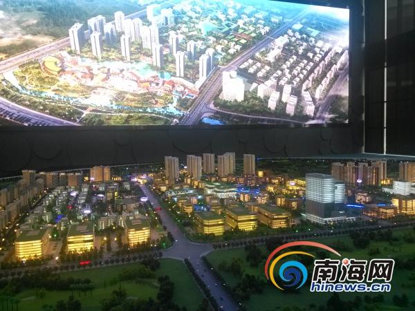 <b>海南生态软件园今年前10月产值95.4亿元同增27%</b>