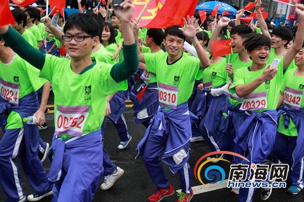 儋州国际马拉松赛20日鸣枪开跑总奖金达75万元