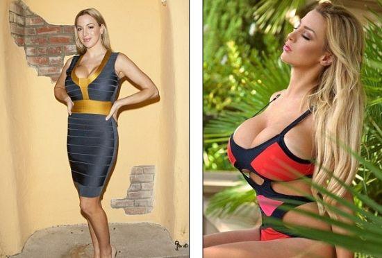 有钱任性骗人骗了7年   身材丰满的德国模特乔丹-卡佛,明确对罗伊斯