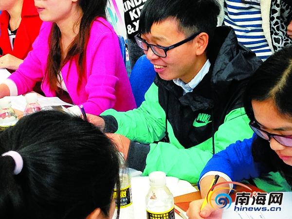 海南大学生毕业3年成立公司年营业额200多万元