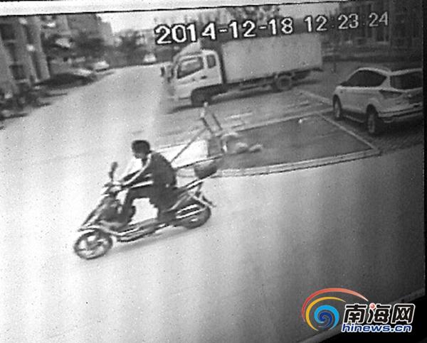 海口凤翔花园盗窃事故频发物管:等警方调查出来后再处理