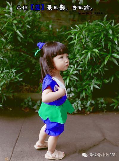 妹妹大胆人体艺术照片_真人版葫芦娃来袭 遭遇人体艺术色诱【组图】