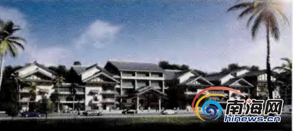 海南西南部第一家三级医院3月动工150万人受益