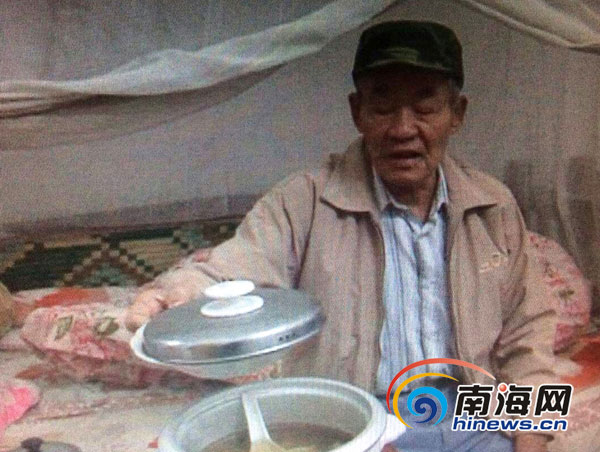 海口:儿子欲将七旬父亲赶出家门只因其不爱打扫卫生