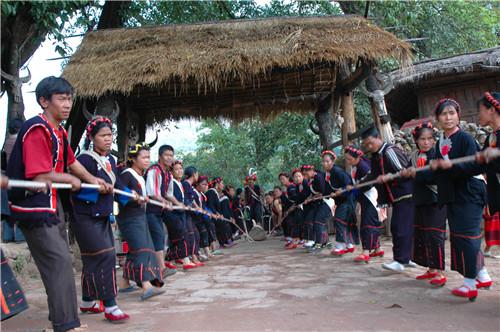 佤族歌手_佤族人口
