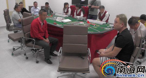 三亚破获首例赌博诈骗案用特制扑克牌行骗一周骗了300多万元