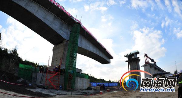 [政府工作报告解读八]海南确保五源河文体中心开工西环高铁竣工通车