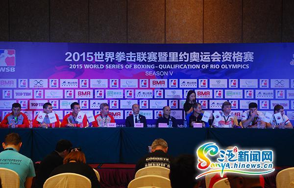2019世界拳击联赛明日三亚开打中国龙队将迎战俄罗斯队