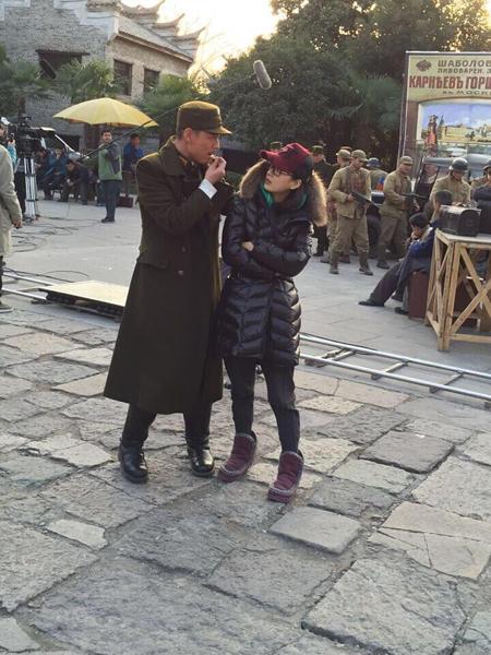 据媒体之前报道叶璇(微博)曾与某电商网站ceo陈欧图片