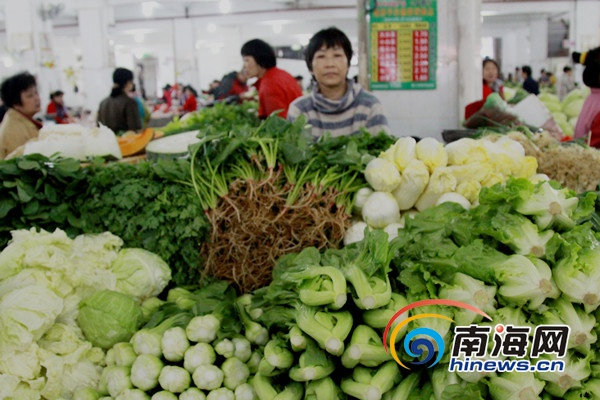"""海口""""平价菜""""供应延期春节仍有售具体延长时限待定"""
