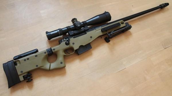 m14狙击枪-狙杀了173人的人