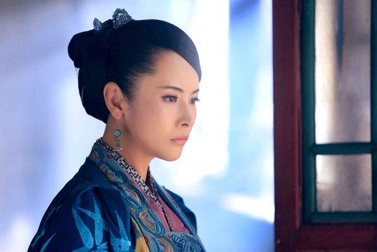 杨明娜《神雕侠侣》泪点多 诠释痴情女子黄蓉