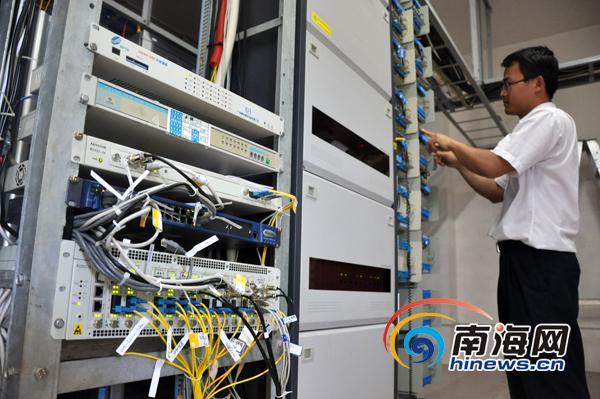 [政府工作报告解读四]海南2019年将实现光纤宽带全岛覆盖