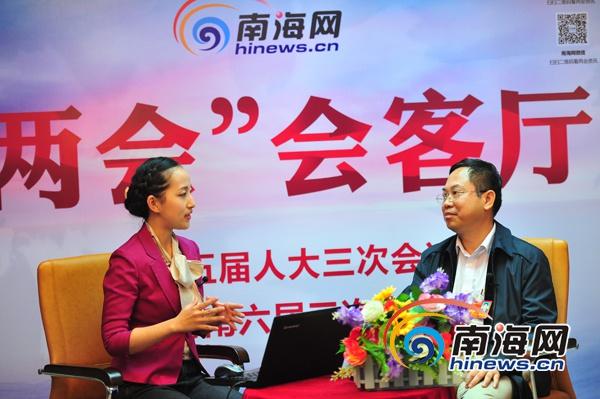 乐东县长王大辉:乐东菜价控制在海南省CPI的增长以下