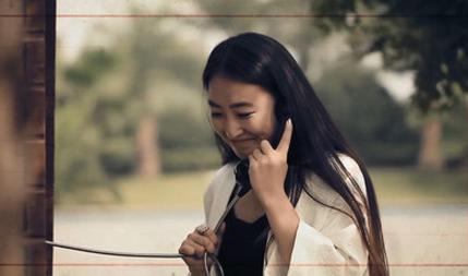 第二季最强大脑李璐演绎美女特工