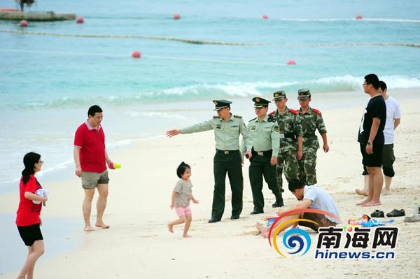 <b>海南边防春节期间出警5000余人次破案32起</b>
