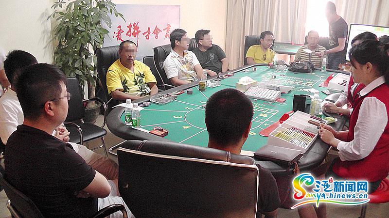 三亚胜意大酒店水疗吧32人涉黄违法5人被刑拘