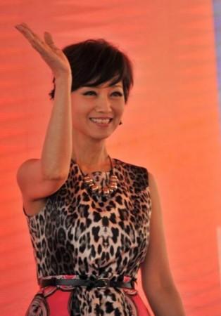 南京47岁美女外婆被封终极美魔女 梨花,水谷雅子,山田