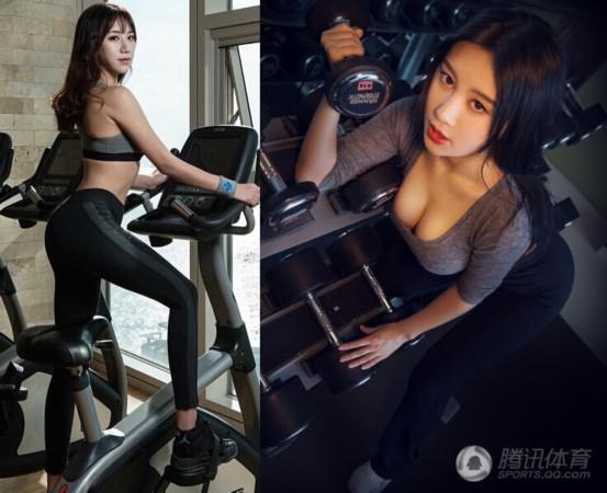 日本48岁女健身运动员走红