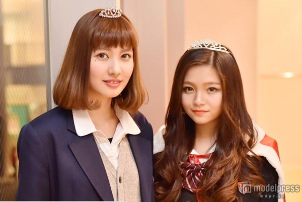 """""""日本最可爱女高中生""""出炉"""