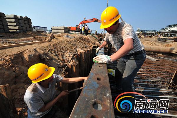 海南年内公路水路建设计划投百亿元打造一桥四路