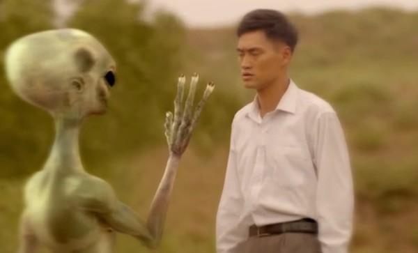 平凡的世界 惊现外星人 导演 这是原著场景