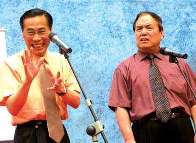著名相声演员笑林去世享年59岁 一代大师昔日演出照回顾
