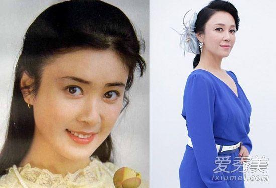 傅艺伟现在照片_林青霞刘德华 曾引领时尚的明星旧照发型对比- Micro Reading